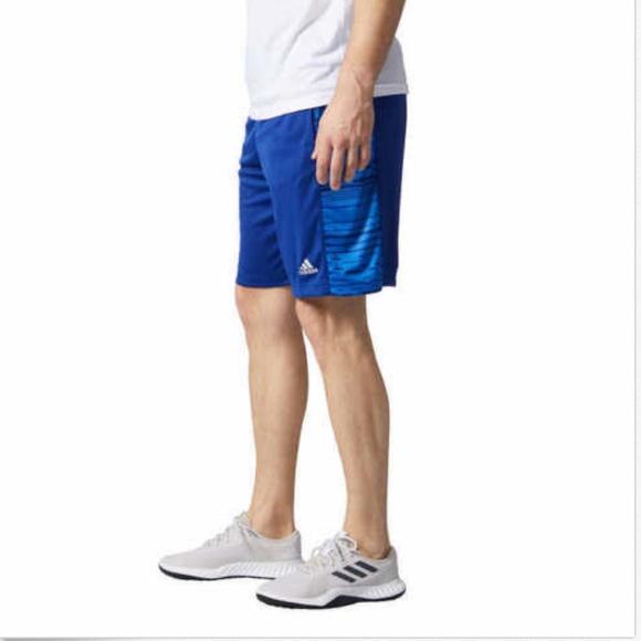 adidas Other - MEN'S ADIDAS PERFORMANCE GLITCH PANEL SHORT! CLIMA